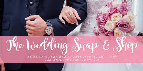 The Wedding Swap & Shop tickets