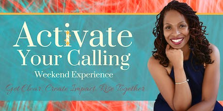 Activate Your Calling 2019 tickets