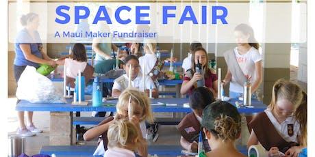 Space Fair Fundraiser tickets