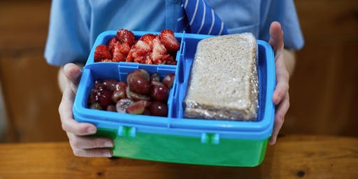 Healthy Lunchbox - Dennis Johnson Library