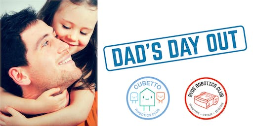 Dad's Day Out - Cubetto Robotics Workshop - AGES 6 - 8 years ONLY