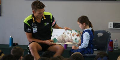 Sydney Thunder Literacy Program 2 - Mount Druitt
