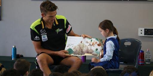Sydney Thunder Literacy Program 2 - Mount Druitt