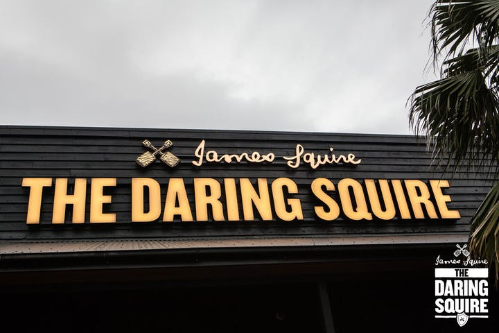 Paint N Eat N Sip at The Daring Squire 13th Oct 2-4pm For Non-Artist Fun!