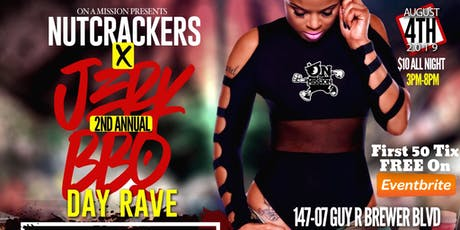 NutCracker & Jerk BBQ 2ND Edition tickets