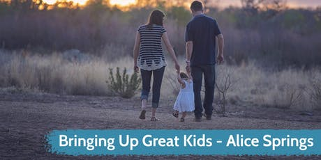 Bringing Up Great Kids - Skill building course tickets