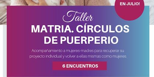 Matria Círculos de Puerperio