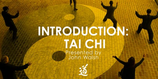 2 week introduction to Tai Chi