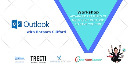 [Alice Springs] Advanced Features in Microsoft Outlook to Save you Time