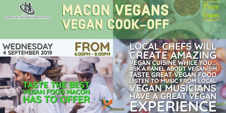Macon Vegans' Vegan Cook-Off tickets