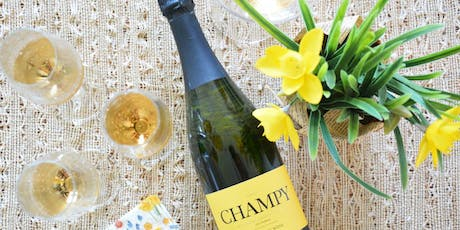 CLINK, CHEERS + DRINK CHAMPY tickets