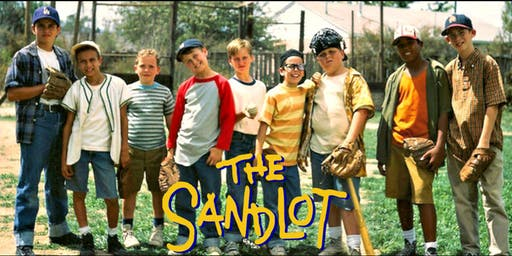 "Drinking Game About Films (DGAF) SF: ""The Sandlot"""