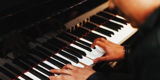 Concert de piano Bach et ses contemporains