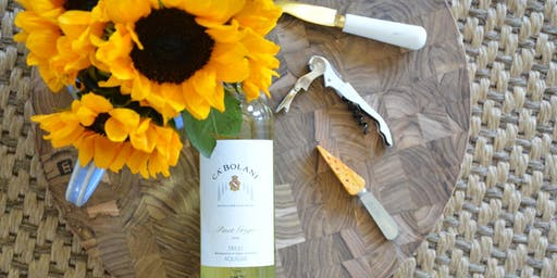 GIRO D'ITALIA WINE TASTING