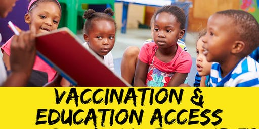 Vaccination & Education Access: Lifting Up Black Voices!