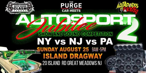 Autosport Jubilee 2 Sound Battle and Car show