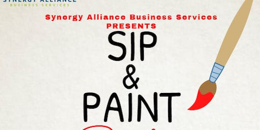 Sip & Paint Sunday
