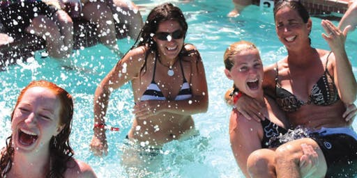 Girl Splash Women's Pool Party