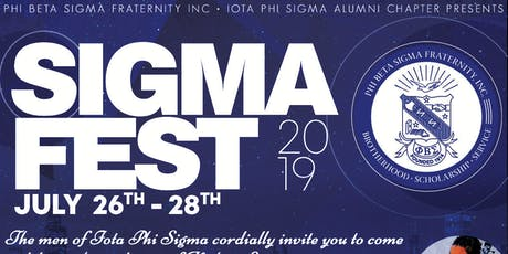 SigmaFest 2019 - The Upperclassman tickets