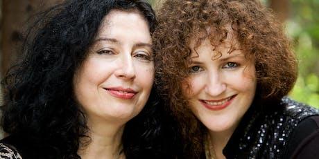 Elena Kats-Chernin and Tamara-Anna Cislowska tickets