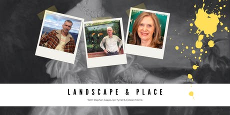 Landscape & Place tickets