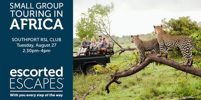Discover Small Group Touring in Africa