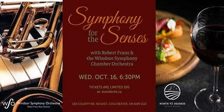Symphony for the Senses tickets