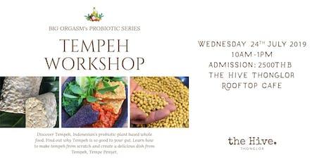 Tempeh Workshop  tickets