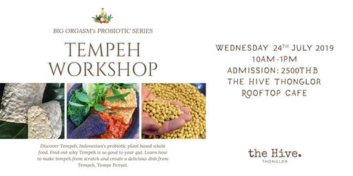 Tempeh Workshop
