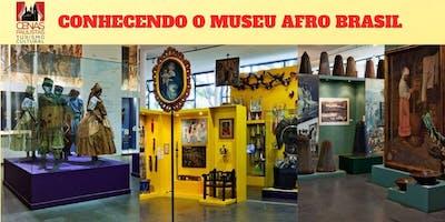 CONHECENDO O MUSEU AFRO BRASIL