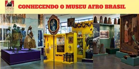 CONHECENDO O MUSEU AFRO BRASIL ingressos