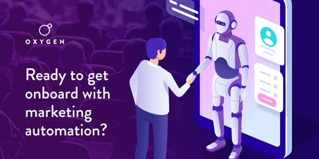 Prepare for the world of tomorrow with Sales & Marketing automation! tickets