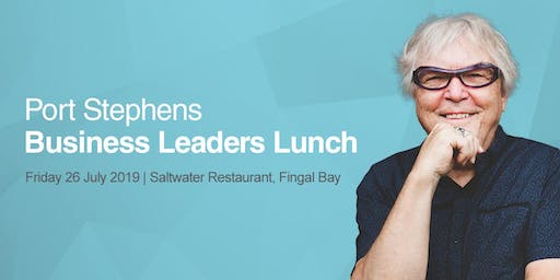 Port Stephens Council Business Leaders Lunch
