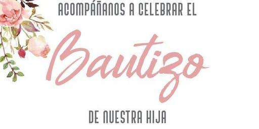 Bautizo Julieta Romero Mendoza