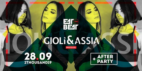 Eat The Beat Presents : Giolì & Assia  tickets