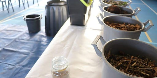 Composting and wormfarming workshop