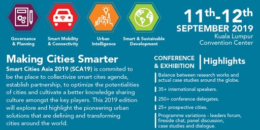 SmartCities Asia 2019