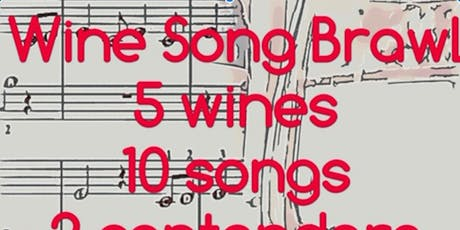 Wine Song Brawl at The Pour Haus Wine Bar tickets
