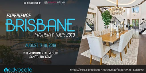 Experience Brisbane Property Bus Tour 2019