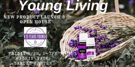 Young Living Open House & New Product Launch tickets