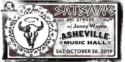 CHARLIE TRAVELER PRESENTS: Satsang w/ Jonny Wayne - [folk / soul / indie / hip hop]