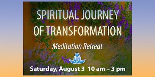 Spiritual Journey of Transformation
