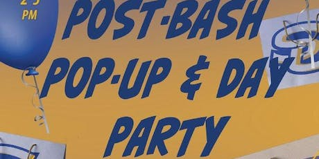 SUAF-Dallas Post-Bash Pop Up/Day Party tickets