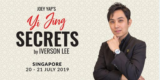 Joey Yap's Yi Jing Secrets By Iverson (Singapore)