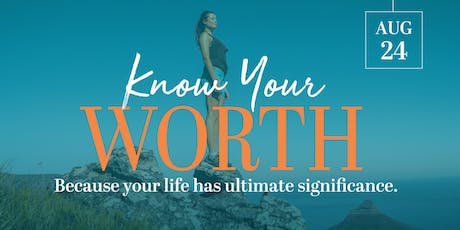 Know Your Worth tickets