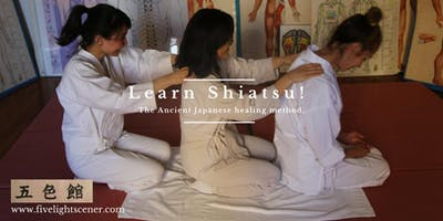 Free Introductory Japanese Shiatsu Workshop