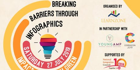 Breaking Barriers Through Infographics  tickets