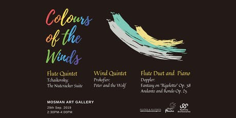 Colour of the Winds tickets