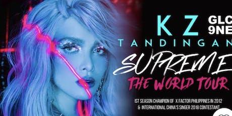 KZ Tandingan  SUPREME CONCERT world tour TORONTO 2019 tickets