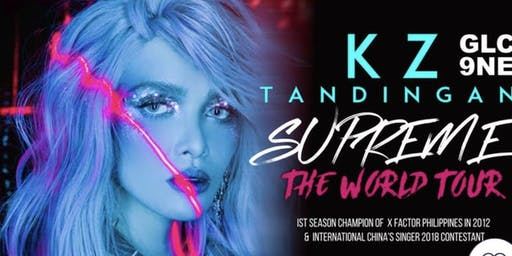 KZ Tandingan  SUPREME CONCERT world tour TORONTO 2019